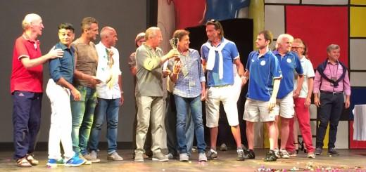 Premiazioni calcio 5