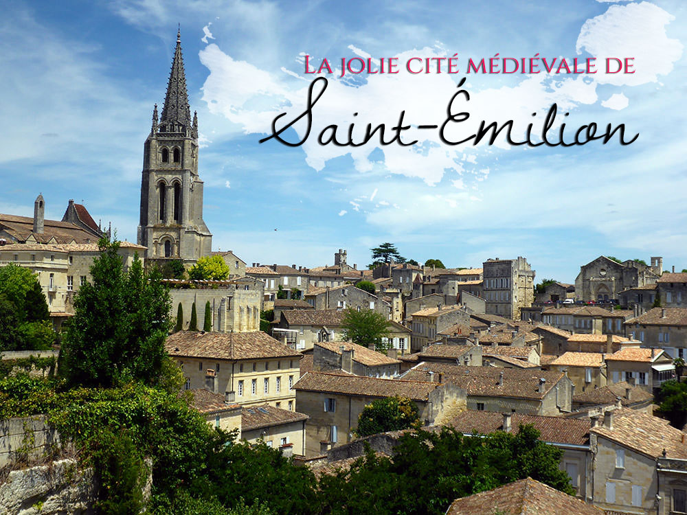 Il paese di Saint-Emilion è compreso nella lista del Patrimonio dell'umanità e conserva una chiesa monolitica e un'altra chiesa romanica.