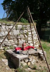 castello brescia bastione